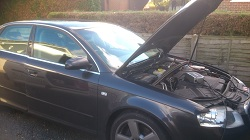 Audi A4 2.0 TDi 170BHp ECU Remapping