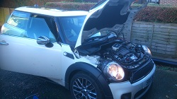 Mini Cooper D 110BHp ECU Remapping