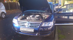 VW Touareg 3.0TDi ECU Remapping