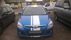 Hyundai I30 CRDi ECU Remapping