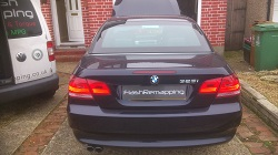 BMW E93 325I ECU Remapping