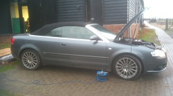Audi A4 2.0 TFSi ECU Remapping