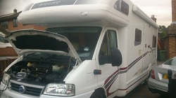 Fiat Ducatto Motorhome ECU Remapping