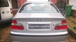 BMW 320D E46 ECU Remapping