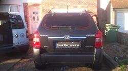 Hyundai Tuscon 2.0 CRDi ECU Remapping