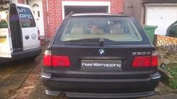BMW E39 530D ECU Remapping