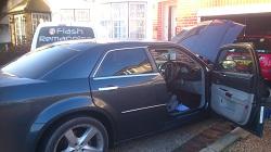 Chrysler 300C CRD ECU Remapping