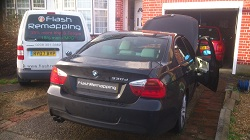 BMW 330D E90 ECU Remapping