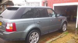 Range Rover Sport TDV6 ECU Remapping