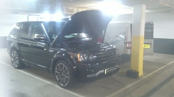Range Rover Sport 3.0 TDV6 ECU Remapping