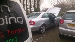 Mercedes 320CLK ECU Remapping