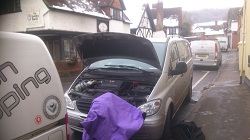 Mercedes Vito 120 ECU Remapping