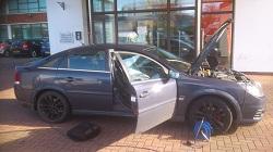 Vauxhall Vectra CDTi ECU Remapping
