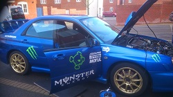 Subaru Impreza WRX ECU Remapping
