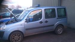Fiat Doblo DPF Removal