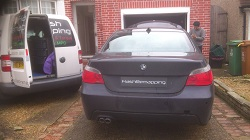 BMW 530D E60 ECU Remapping