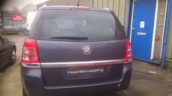 Vauxhall Zafira DPF Removal and Remap