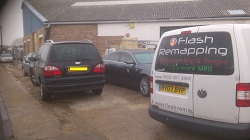 Ford Galaxy 1.9 TDi ECU Remapping