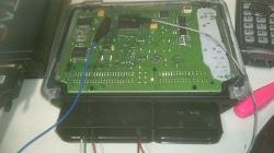 VW Golf V1 2.0 TDi ECU Remapping