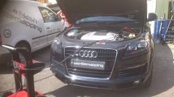 Audi Q7 3.0 TDi ECU Remapping