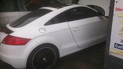 Audi TT 2.0 TFSi ECU Remapping