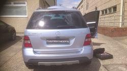 Mercedes ML320CDi DPF Delete