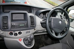 Vauxhall Vivaro CDTi ECU Remapping