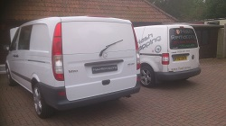 Mercedes Vito 113 CDi ECU Remapping