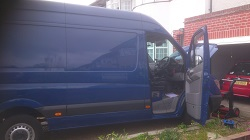 Mercedes Sprinter CDi Remap