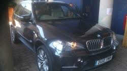 BMW X5 E70 35X-Drive Remap