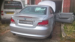 BMW 123D Coupe Remap
