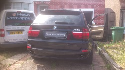 BMW E70 X5 3.0D Remap