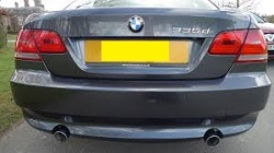 BMW 335D Remap