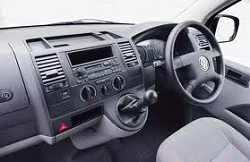 VW Transporter 2.5 TDi 130 Remap