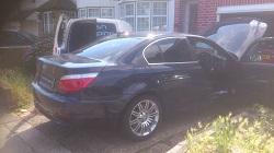 BMW E60 520D 177 ECU Remapping