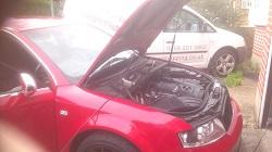 Audi A4 1.8T Remap