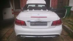 Mercedes E220 CDi 2013 Remap