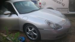 Porsche 911 (996) Carrera 4 Remap