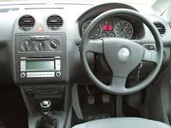 VW Caddy 1.9 TDi 104 Remap