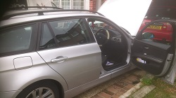 BMW 318D Remap