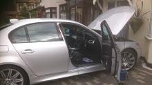 BMW 530D E60 Remap