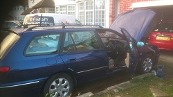 Peugeot 406 2.0 HDi 110 Remap