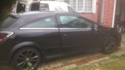 Vauxhall Astra VXR Remap