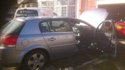 Vauxhall Signum 1.9 cdti 120 Remap