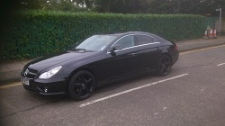 Mercedes cls 320Cdi ECU Remapping