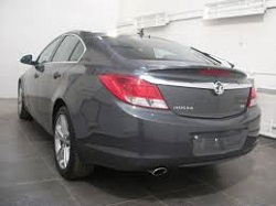 Vauxhall Insignia DPF Removal and Remap