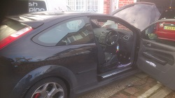 Ford Focus ST 3 remap