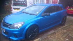 Vauxhall Astra VXR Remap and Lambda Delete