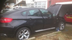 BMW X6 E71 35Xd Remap