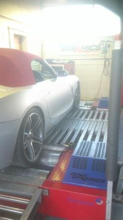 BMW Z4 2.0 Remap